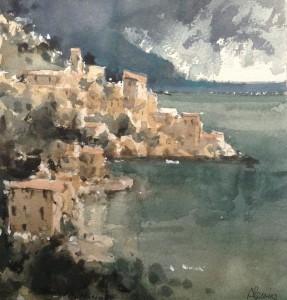 Storm at Sorrento